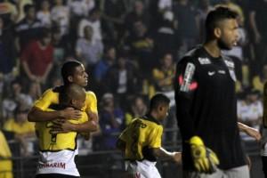 O Criciúma Dortmund engoliu o Santos