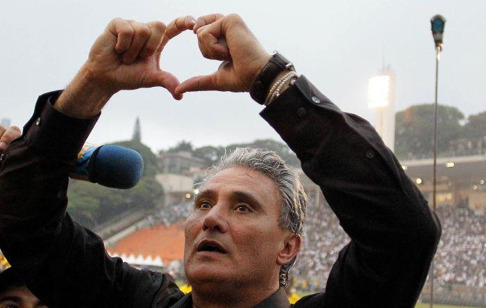 Gazeta Press-15122011-Fernando Dantas-Corinthians-Tite-Brasileirão