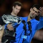 Murray e seu olhar de ternura para o campeão