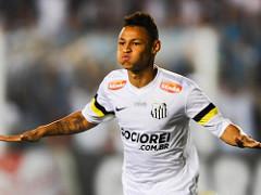 Neilton comemora gol pelo Santos (Foto: HWS Assessoria)