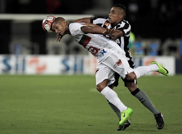 CAMPEONATO CARIOCA DE 2018. BOTAFOGO. PORTUGUESA-RJ. GRUPO C.