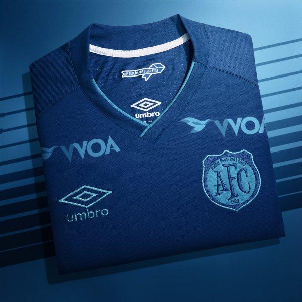 Nova camisa do Avaí faz homenagem aos 95 anos do clube  ffebb8f827a0b