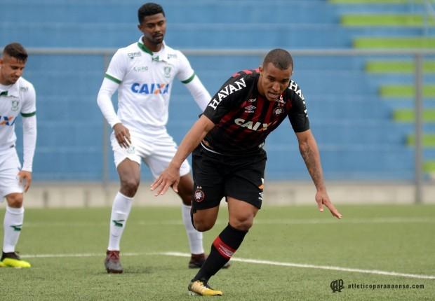 CAMPEONATO BRASILEIRO DE FUTEBOL DE ASPIRANTES. SUB-23. DE 2018. GRUPO C. ATLÉTICO-PR. AMÉRICA-MG. PRIMEIRA RODADA DA SEGUNDA FASE.