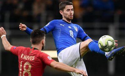LIGA DAS NAÇÕES DA UEFA. 2018.2019. ITÁLIA. PORTUGAL.