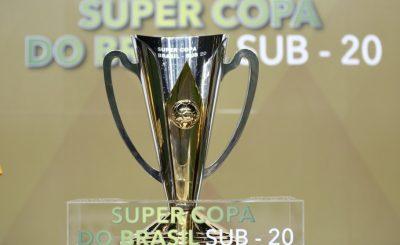 SUPERCOPA SUB-20. FINAL. PALMEIRAS-SP. SÃO PAULO-SP.
