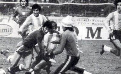 POLÍTICA. ARGENTINA. DÉCADA DE 1970. POLÔNIA.