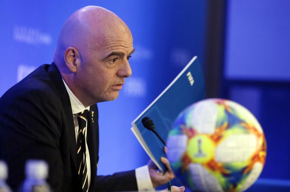 MUNDIAL DE CLUBES DA FIFA COM NOVO FORMATO.