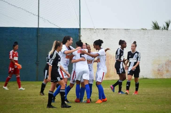 CAMPEONATO BRASILEIRO DE FUTEBOL FEMININO SÉRIE A1. QUARTA RODADA. SÃO FRANCISCO-BA. PONTE PRETA-SP.