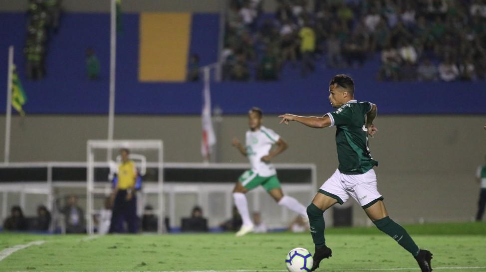 CAMPEONATO BRASILEIRO DA SÉRIE A. OITAVA RODADA. PRIMEIRA FASE. GOIÁS-GO. CHAPECOENSE-SC.